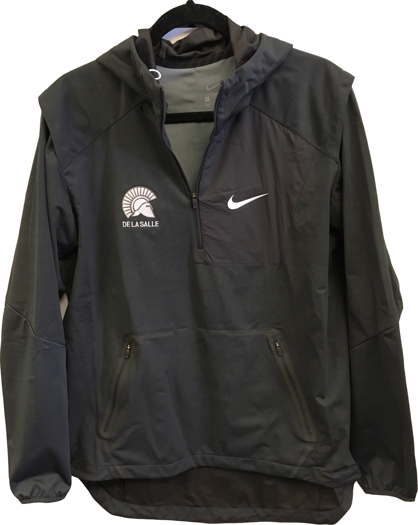 7361c1e13818 Nike Alpha Fly Rush Jacket - Anthracite  De La Salle Bookstore