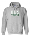 **Marching Band Grey Hoodie - Special Order