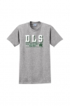 **Marching Band Grey COTTON T-Shirt - Special Order