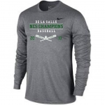 ***NCS Baseball - Charcoal Dri-Fit L/S - T-Shirt - Special Order - place by June 22nd