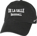 Baseball Adjustable Cap - Black