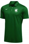*Baseball Men's Green Dri-Fit Polo-Special Order