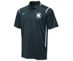 Basketball Charcoal Grey Polo***Special Order Only***(Order by Nov 28th)