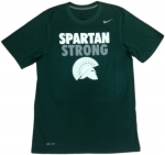 Nike Dri-Fit SPARTAN STRONG Short Sleeve T-Shirt - Green