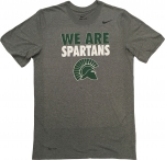 *Nike Dri-Fit We Are Spartans T-Shirt - Grey
