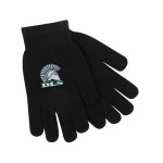 Women's Knit Gloves - Black