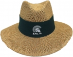 Straw Angler Hat