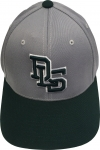 *Interlocking DLS Cap - Grey/Green
