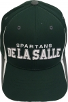 De La Salle Spartans Cap - Green/Grey/White