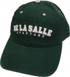 *Weathered Twill Cap - Green