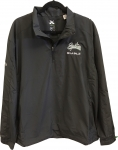 Callaway Quarter Zip Jacket - Black