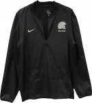 Men's Nike Lockdown Quarter Zip Jacket - Black