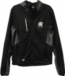 Men's Ogio Hooded Jacket - Black