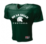 Adult Nike Football Green Jersey