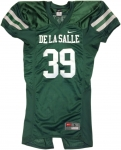 Customizable Football Jersey- Green