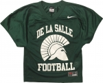 Youth Football Jersey - Green