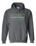 *Lacrosse Charcoal Grey Hoodie *** Special Order Only ***(Order by Feb 27th)