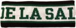 **De La Salle Headband - White/Green/Black