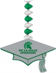 De La Salle Spartans Graduation Cap Dangler**(Limited Quantities - Reserve Now - Available on May 19th)**
