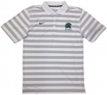 Men's Nike Golf Polo - White/Black