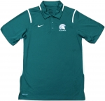 Men's Nike Gameday Dri-Fit Polo - Green