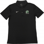 *Nike Team Dri-Fit Polo - Black