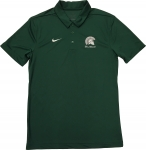 *Nike Team Dri-Fit Polo - Green