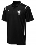 *Rugby Black Dri-Fit Polo**Special Order***