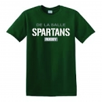 *Rugby Green Cotton Tshirt - Special Order