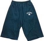 Fleece Shorts - Green