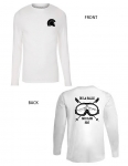 Ski Club Long Sleeve White T-Shirt***Special Order Only***(Order by Feb 20th)
