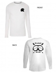 Ski Club Long Sleeve White T-Shirt**Special Order Only**