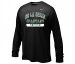 *Soccer Nike Black Long Sleeve DRI-FIT T-Shirt***Special Order***