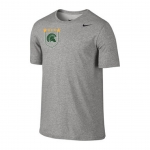 **Soccer Nike Grey Short Sleeve Dri-Fit T-Shirt with STARS**Special Order**(Order by Nov 16th)