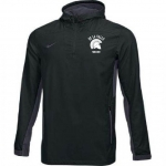 *Soccer Black Quarter Zip Windbreaker**Special Order**