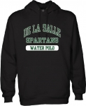 Water Polo - Black Hoodie**Special Order Only**