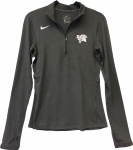 *Women's Nike Half Zip Top - Grey