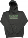 *De La Salle Grandparent Hoodie - Grey