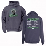 *2014 State Championship Youth Hoodie - Charcoal  Grey*