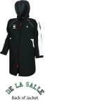 Swimming and Diving Black Parka
