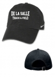 Track and Field Black Nike Adjustable Cap