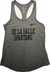 *Nike Women's Gradient Tri-Blend Tank Top - Grey