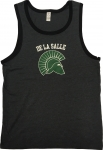 *Men's Tank Top - Charcoal Grey/Black