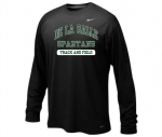 *Track & Field Black Dri-Fit Long Sleeve T-shirt**Special Order Only**(Order by March 6th)