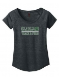 *Track Ladies Scoop Neck T shirt - Special Order - Order by Feb. 13th