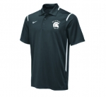 *Trap Club Men's Charcoal Grey Dri-Fit Polo ***Special Order Only ***(Order by Feb 27th)