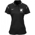 *Trap Team Women's Nike Black Polo**Special Order**