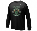 * NCS-Soccer-2018-Black Long Sleeve Nike Dri-fit T-shirt**Special Order**