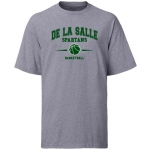 Youth Basketball T-Shirt - Grey