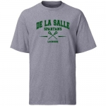 Youth Lacrosse T-Shirt - Grey